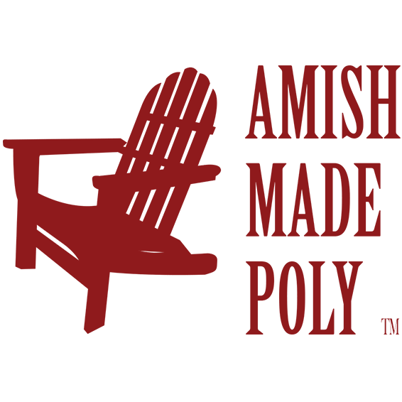 Amish Made Poly TM Square Logo