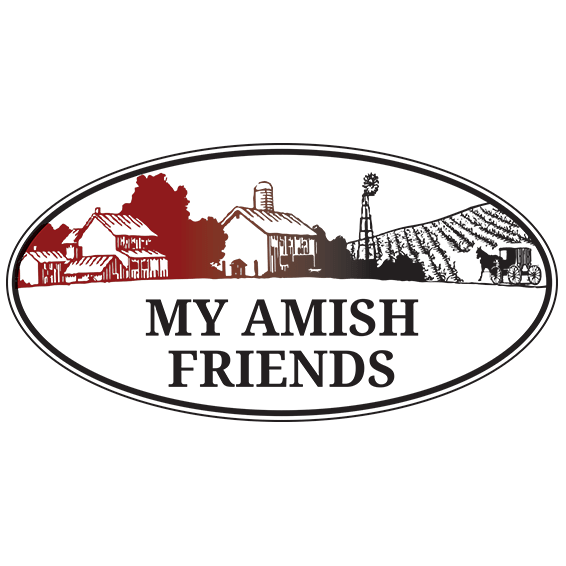 My Amish Friends Logo Color