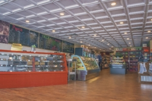 Interior of Dutch Country General Store in Hannibal, MO